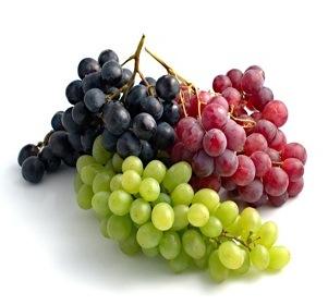 druiven zijn gezond